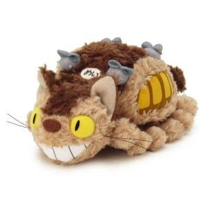 Studio Ghibli: Cat Bus Fluffy 16cm Plush