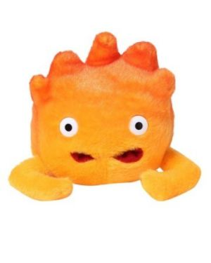 Studio Ghibli: Calcifer 14cm Plush
