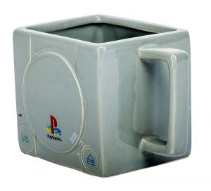 Playstation: Console 3D Mug
