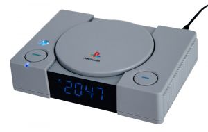 PlayStation: Dream In Your World, Play In Ours Console Alarm Clock