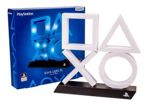PlayStation: PS5 Icons XL Light