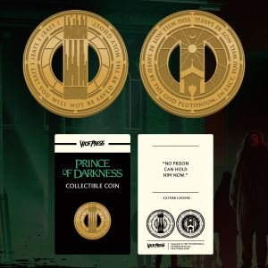 Prince Of Darkness: Collector Coin Preorder