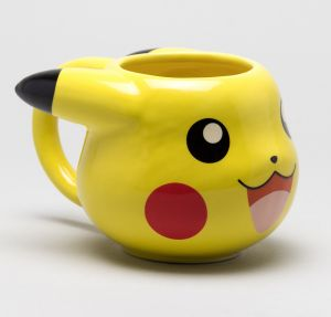 Pokemon: Pika Power Shaped Mug