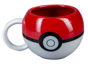 Pokemon: Coffee Catcher 3D Mug
