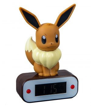Pokemon: Perfectly 'Normal' Eevee Alarm Clock