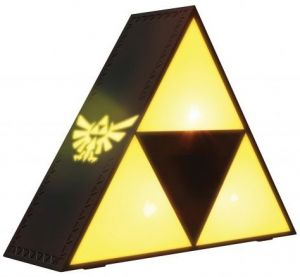 Zelda: Triforce Golden Power Lamp