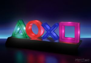 PlayStation: Throwing Some Shapes Light