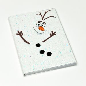 Frozen II: No Skull, No Bones Olaf Notebook