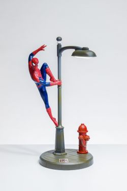 Spider-Man: Neighbourhood Watch Lamp