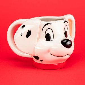 101 Dalmatians: My Lucky Pup Shaped Mug