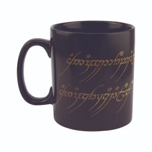 Lord Of The Rings: One Map to Guide Them All XL Heat Change Mug Preorder