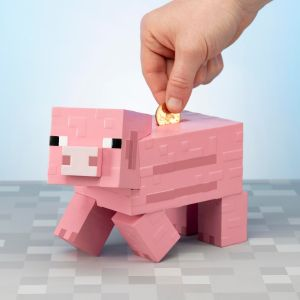Minecraft: When Pigs Fly Money Box Preorder