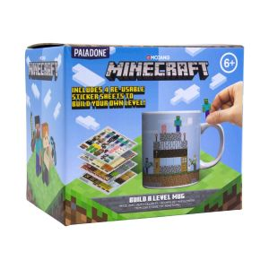 Minecraft: Build A Level Mug