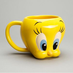 Looney Tunes: Tweety Shaped Mug