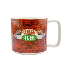 Friends: 'The One With The Message' Central Perk Chalkboard Mug