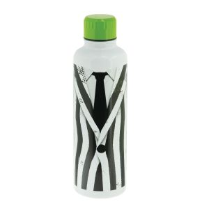 Beetlejuice: Metal Water Bottle