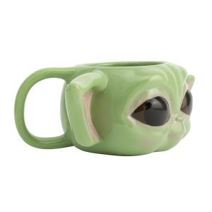 Star Wars: The Mandalorian The Child/Baby Yoda Shaped Mug
