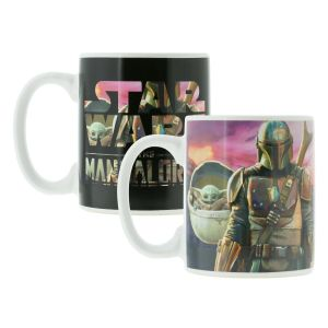 Star Wars: Mandalorian Heat Change Mug Preorder