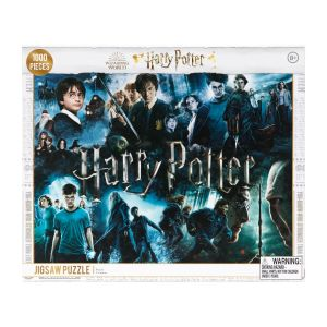 Harry Potter: Film Poster 1000pc Jigsaw Puzzle Preorder