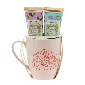 Friends: Mug and Hand Cream Gift Set