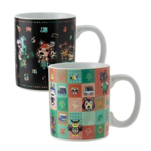 Animal Crossing: Heat Change Mug Preorder