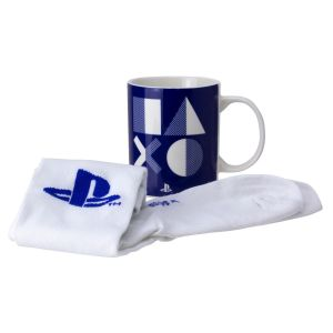 PlayStation: Mug and Socks Gift Set Preorder