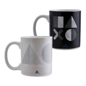 PlayStation: PS5 Heat Change Mug Preorder