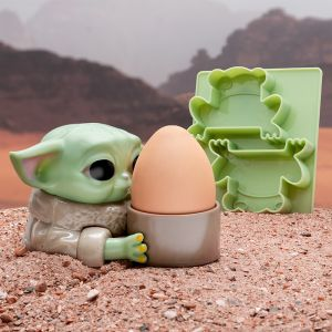 Star Wars: The Mandalorian Baby Yoda/The Child Egg Cup Preorder