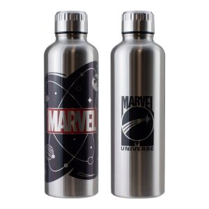 Marvel: Metal Water Bottle Preorder