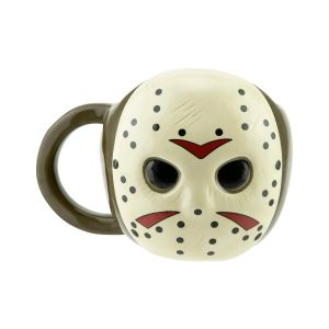 Friday The 13th: Jason Mask Shaped Mug Preorder