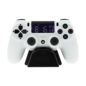 PlayStation: White Controller Alarm Clock Preorder