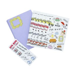 Friends: Notecard Set Preorder