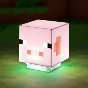 Minecraft: Pig Light with Sound Preorder