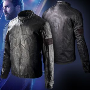 Captain America: Premium Limited Edition Jacket