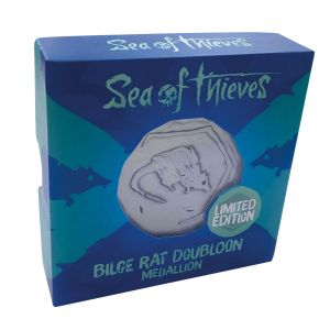 Sea of Thieves: Limited Edition Bilge Rat Doubloon Replica Preorder