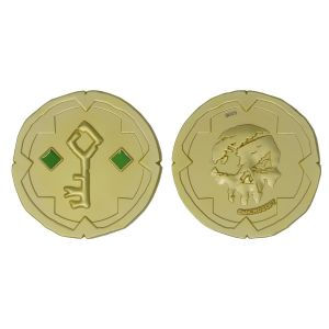 Sea Of Thieves: Gold Hoarders Key Limited Edition Coin Preorder