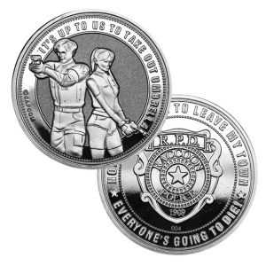 Resident Evil 2: Limited Edition Coin