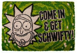 Rick and Morty: Schfif-Schwifty Doormat