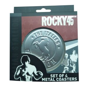 Rocky: Drinks Coasters Preorder