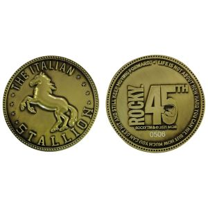 Rocky: 45th Anniversary Limited Edition Coin Preorder