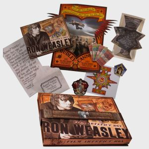 Harry Potter: Ron Weasley Artefact Box Preorder