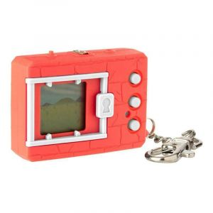 Digimon: Digivice Virtual Monster (Neon Red)