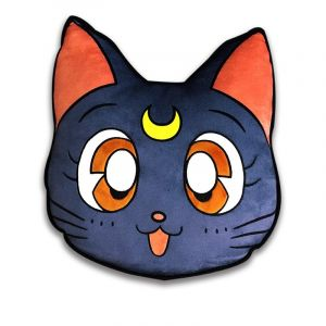 Sailor Moon: Sofa Guardian Luna Cushion