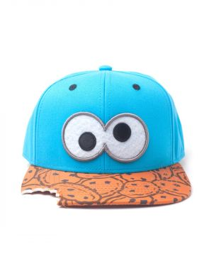 Sesame Street: Take A Bite Cookie Monster Cap Preorder