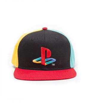 PlayStation: All The Colours Of The Logo Cap