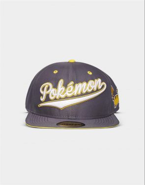 Pokemon: Old School Snapback Cap Preorder