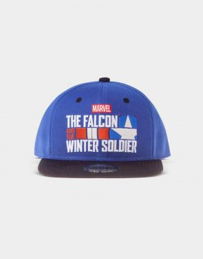 The Falcon And The Winter Soldier: Logo Cap