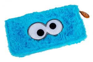 Sesame Street: 'Cookie Funds' Cookie Monster Furry Purse