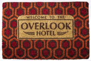 The Shining: Welcome To The Overlook Hotel Doormat