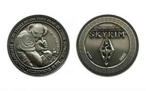 The Elder Scrolls: Skyrim Dragonborn Limited Edition Coin